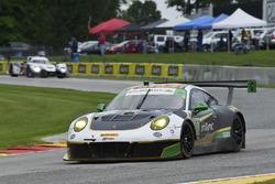 #28 Alegra Motorsports Porsche 911 GT3 R: Daniel Morad, Michael de Quesada