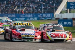Juan Manuel Silva, Juan Tomas Catalan Magni, Matias Guiffrey, Catalan Magni Motorsport Ford, Mariano