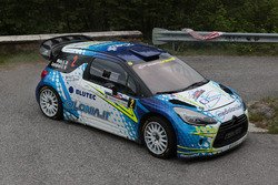 Simone Miele, David Castiglioni, Citroen DS3 WRC, Top Rally