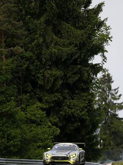№50 Mercedes – AMG Team HTP Motorsport, Mercedes-AMG GT3: Доминик Бауман, Максимилиан Бук, Эдоардо М