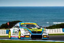 #100 BMW Team SRM, BMW M6 GT3: Steve Richards; James Bergmuller