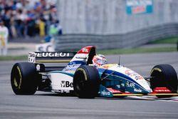 Rubens Barrichello, Jordan 195