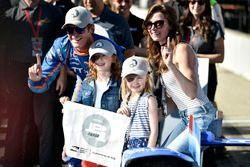 Pole para Scott Dixon, Chip Ganassi Racing Honda