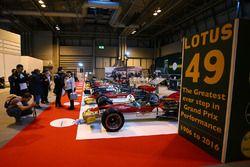 Lotus-Ausstellung