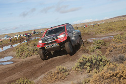 #320 Overdrive Racing Toyota: Conrad Rautenbach, Robert Howie