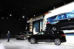 Chevrolet Traverse SUV