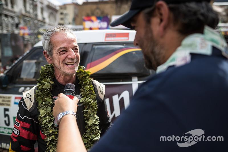 Stephan Schott, X-Raid Team Mini