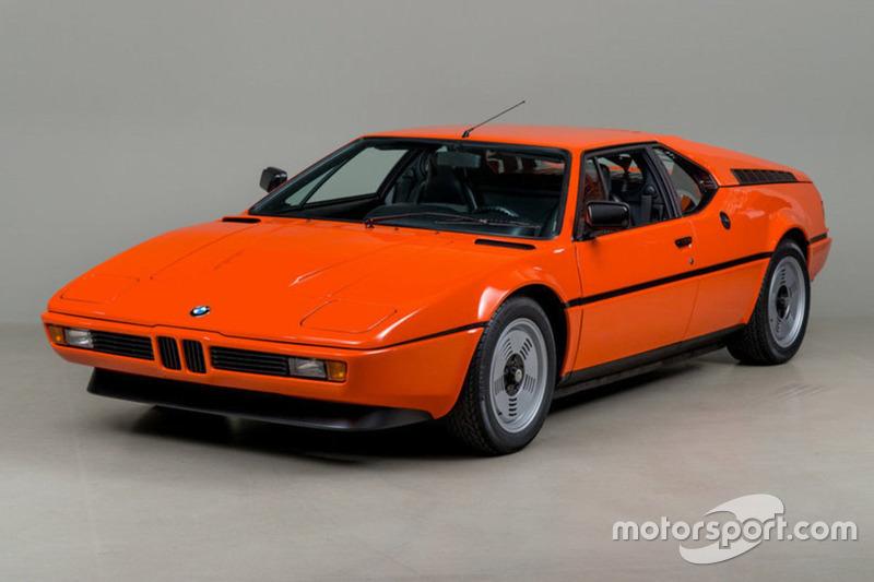 BMW M1 1980 року