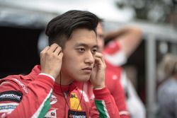 Guan Yu Zhou, Prema Powerteam, Dallara F317 - Mercedes-Benz