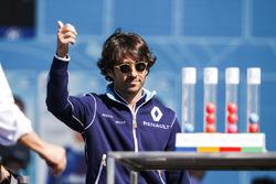 Nelson Piquet Jr., NEXTEV TCR Formula E Team, al sorteggio delle qualifiche