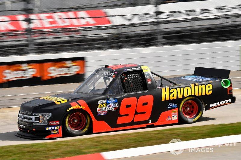 Ben Rhodes, ThorSport Racing, Ford F-150 Havoline/ Dish Fish