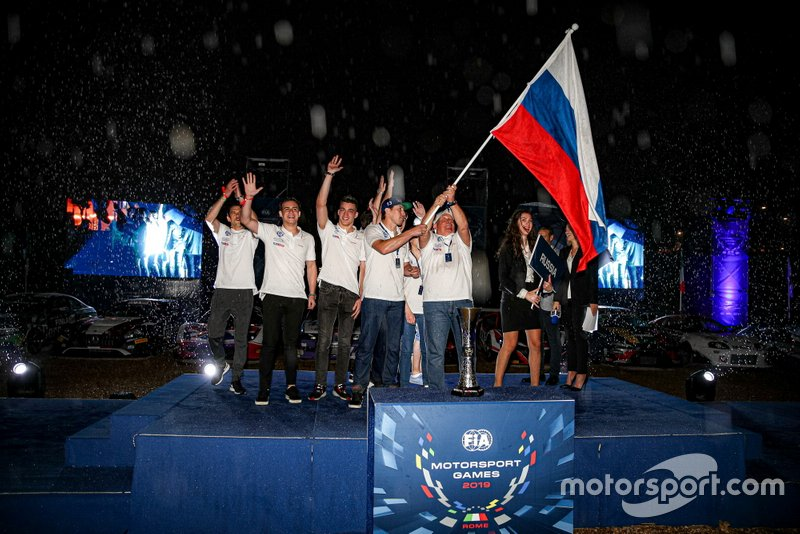 FIA World Racing Games: Rusia