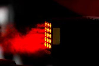 Rear light details