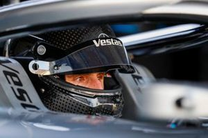 Dani Juncadella, Rookie Test Driver for Mercedes Benz EQ, EQ Silver Arrow 01
