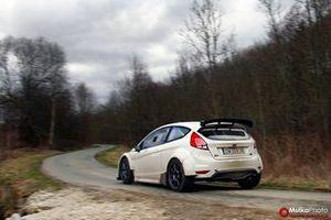 Aleksander Terlecki, Ford Fiesta Proto