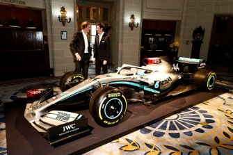 Toto Wolff, Team Principal Mercedes AMG F1, Sir Jim Ratcliffe, Presidente dell' Ineos