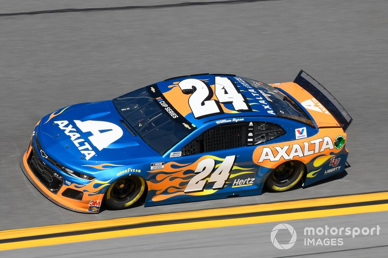4. William Byron, Hendrick Motorsports, Chevrolet Camaro Axalta 'Color of the Year'