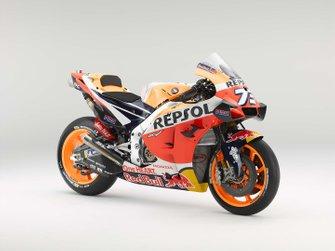 Moto di Alex Marquez, Repsol Honda Team