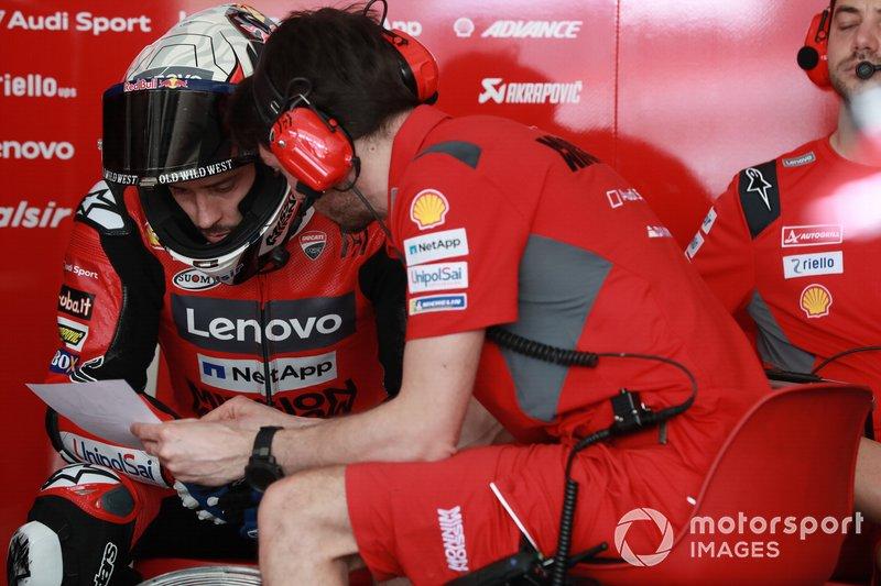 Andrea Dovizioso, Team Ducati