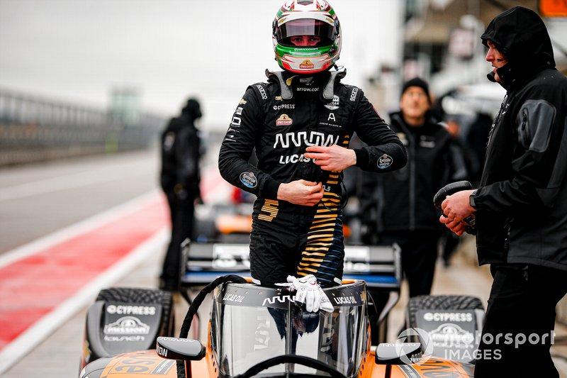 Pato O'Ward, Arrow McLaren SP