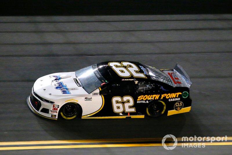 7. Brendan Gaughan, Beard Motorsports, Chevrolet Camaro