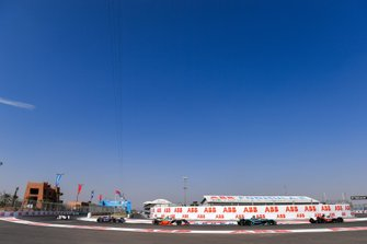 Felipe Massa, Venturi, EQ Silver Arrow 01 Mitch Evans, Jaguar Racing, Jaguar I-Type 4, Daniel Abt, Audi Sport ABT Schaeffler, Audi e-tron FE06