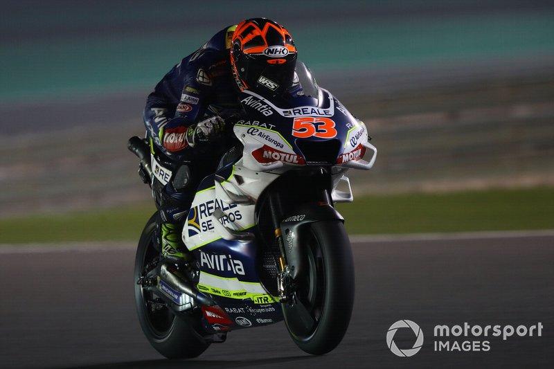 17º Tito Rabat, Avintia Racing - 1:54.674