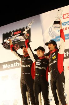 Racewinnaars #31 Action Express Racing Cadillac DPi: Felipe Nasr, Eric Curran, Pipo Derani