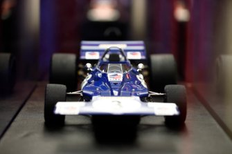 Une miniature de la Tyrrell 001