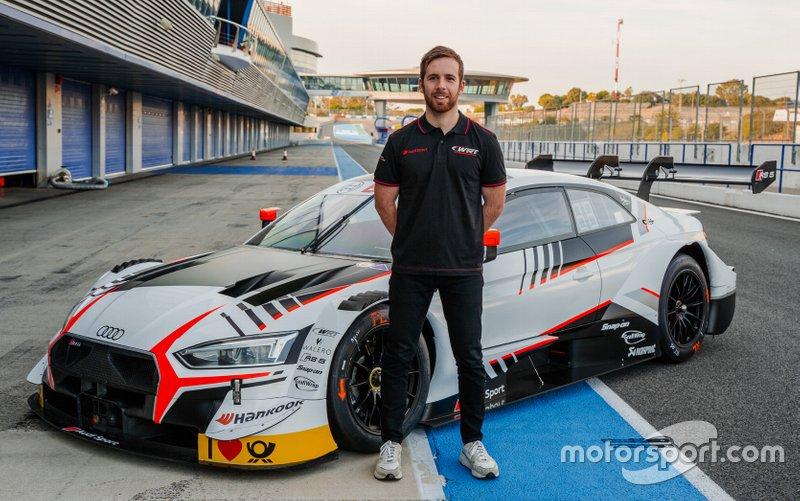 Эд Джонс, Audi Sport Team WRT
