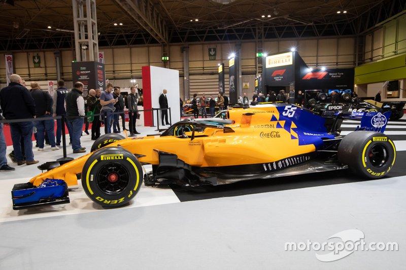 Un McLaren F1