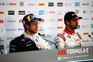 Alexander Sims, BMW I Andretti Motorsports, Lucas Di Grassi, Audi Sport ABT Schaeffler, in the press conference