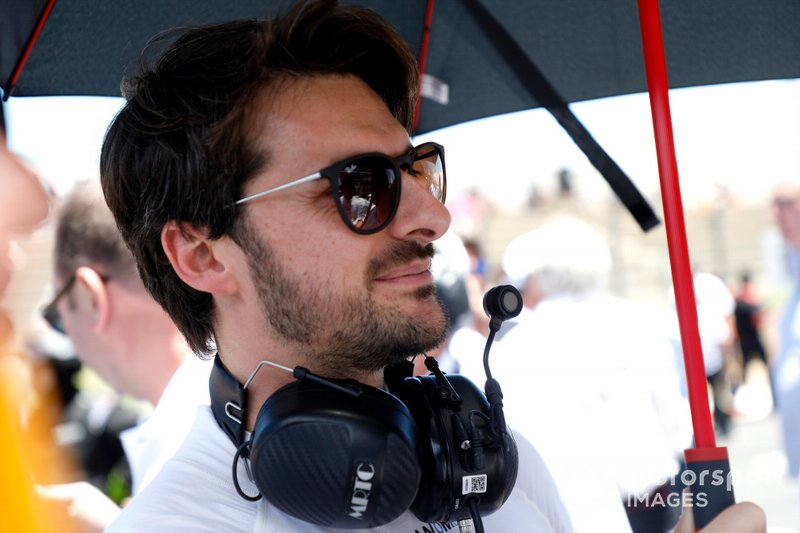 #30 Honda Team Motul Honda NSX GT3 2019: Marco Bonanomi