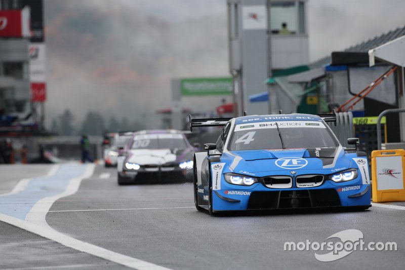 Alex Zanardi, BMW Team RBM BMW M4 DTM