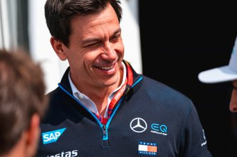 Toto Wolff, Teambaas Mercedes AMG F1 Team
