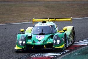 Nigel Moore, Martin Hippe, Ligier JS P3