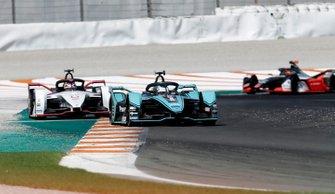James Calado, Jaguar Racing, Jaguar I-Type 4 Neel Jani, Porsche, Porsche 99x Electric, Daniel Abt, Audi Sport ABT Schaeffler, Audi e-tron FE06
