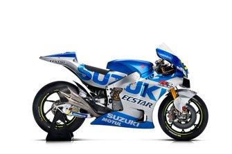 GSX-RR 2020 of Joan Mir, Team Suzuki MotoGP