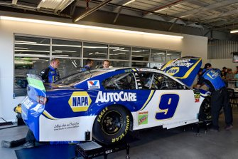 Chase Elliott, Hendrick Motorsports, Chevrolet Camaro NAPA Autocare Center