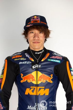 Tetsuta Nagashima, KTM Ajo