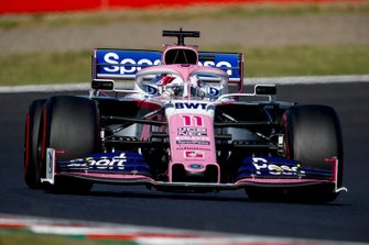 Sergio Perez, Racing Point RP19