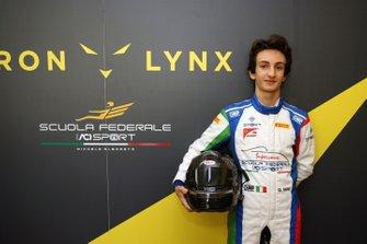 Gabriele Minì, Supercorso Federale ACI Sport