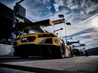 #3 Corvette Racing Corvette C8.R, GTLM: Antonio Garcia, Jordan Taylor, Nicky Catsburg, #4 Corvette Racing Corvette C8.R, GTLM: Oliver Gavin, Tommy Milner, Marcel Fassler