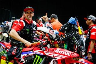 #7 Monster Energy Honda Team: Kevin Benavides
