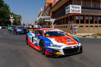 Дрис Вантхор, Кристофер Хасе и Фредерик Вервиш, Audi Sport Team Valvoline, Audi R8 LMS GT3 (№2)