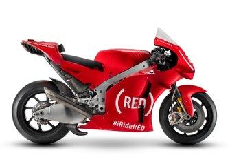 Aprilia Racing, Red livery