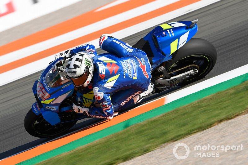Alex Rins - GP de Valencia