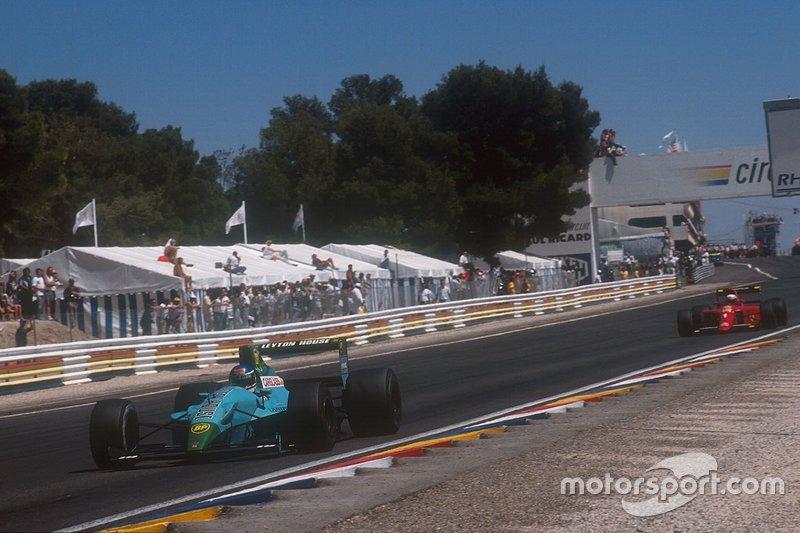1990 – Prost beffa Capelli nel finale
