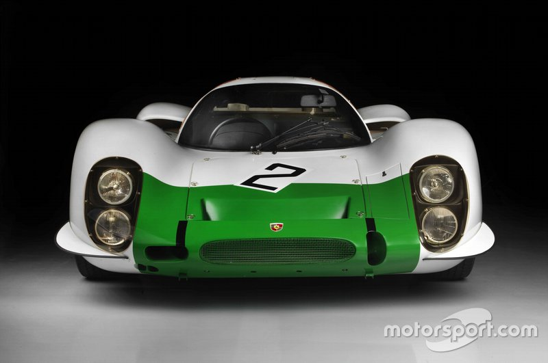 Porsche 908 Short Tail Coupe 1968