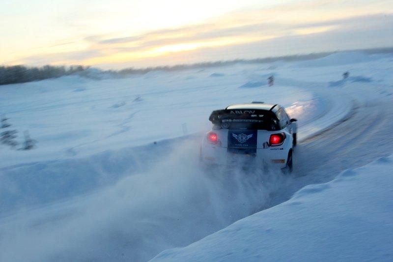 Arctic Lapland Rally 2020